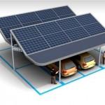 Parcheggio fotovoltaico integrato più grande d'Europa