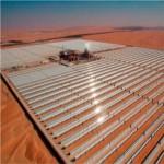 Shams 1 : mega impianto solare del medio oriente finanziato da 10 banche