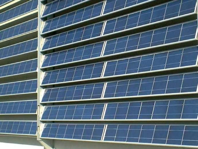 facciata fotovoltaica 3