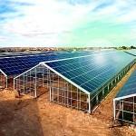 La serra fotovoltaica