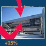 Celle fotovoltaiche bi-facciali BSolar: elevata resa anche estetica