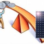 Fotovoltaico : cinque ragioni a beneficio dell'economia