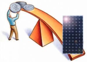 fotovoltaico e benefici per l'economia
