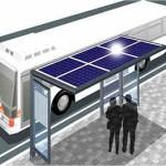 Pensilina fotovoltaica: usi e vantaggi
