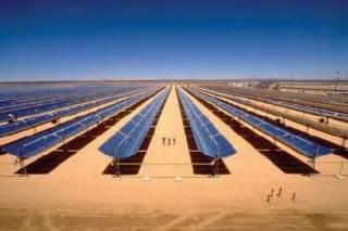 Desert Sunlight progetto fotovoltaico