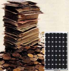 Costo cumulato annuo incentivi fotovoltaico