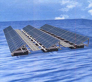 fotovoltaico off-shore