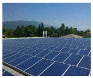 fotovoltaico su tetto concessionaria