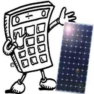 calcolo produzione fotovoltaico