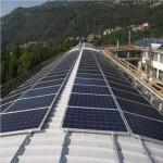 Buone prassi: stamperia da 305 mila Kwh di fotovoltaico a Como