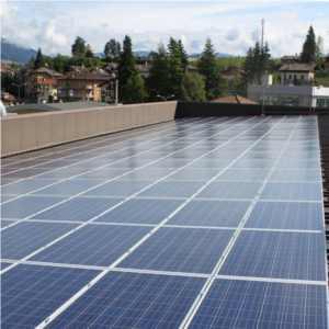 impianto fotovoltaico trento