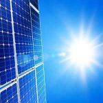 Pannelli solari per l' energia pulita