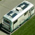 Pannelli solari per il camper : energia pulita in viaggio