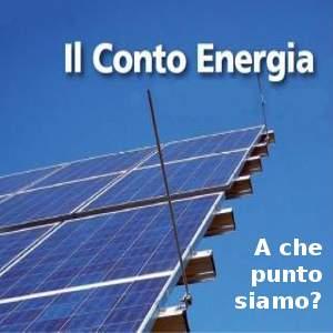 conto energia fotovoltaico a che punto siamo