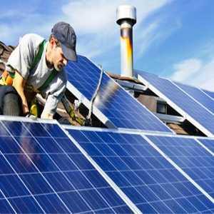 realizzazione di impianti fotovoltaici