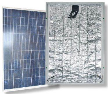 sistema anti neve per pannelli fotovoltaici