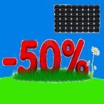 Impianto fotovoltaico: come pagarlo al 50%