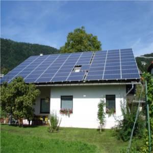 immagazzinare energia con impianto domestico conviene