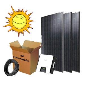 Costo di un kit fotovoltaico al kilowatt