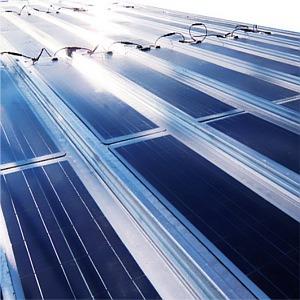fotovoltaico innovativo flessibile e calpestabile