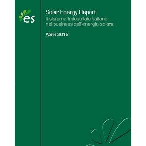 Solar Energy Report : il quinto al Politecnico di Milano