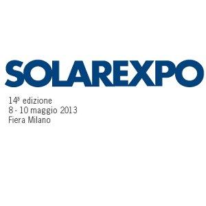 solarexpo 2013 Milano