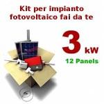 Realizzare un impianto fotovoltaico fai da te, come muoversi?