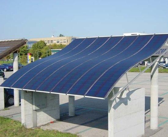 pensiline fotovoltaiche 1