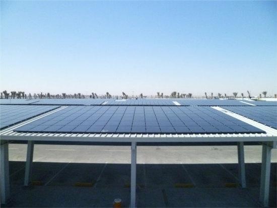 pensiline fotovoltaiche 2