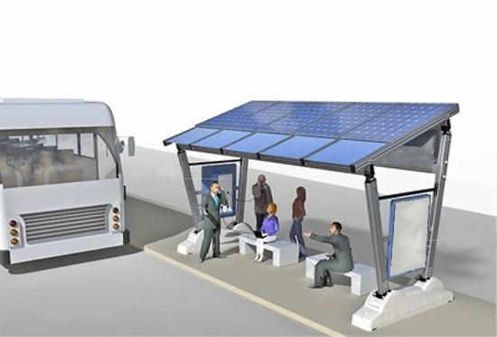 pensiline fotovoltaiche 8