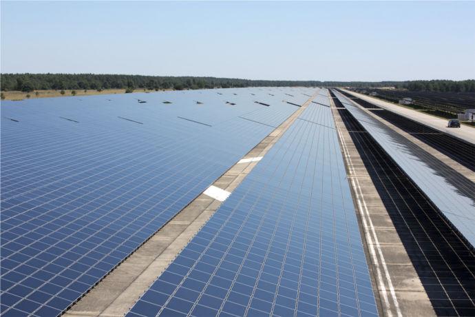 centrale fotovoltaica di brandeburgo 2