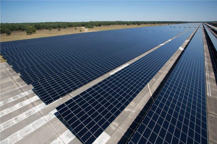 centrale fotovoltaica