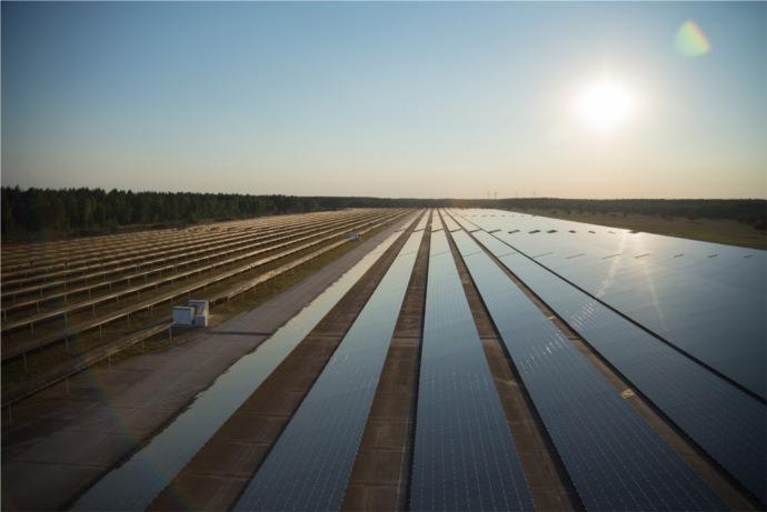 centrale fotovoltaica di brandeburgo 4