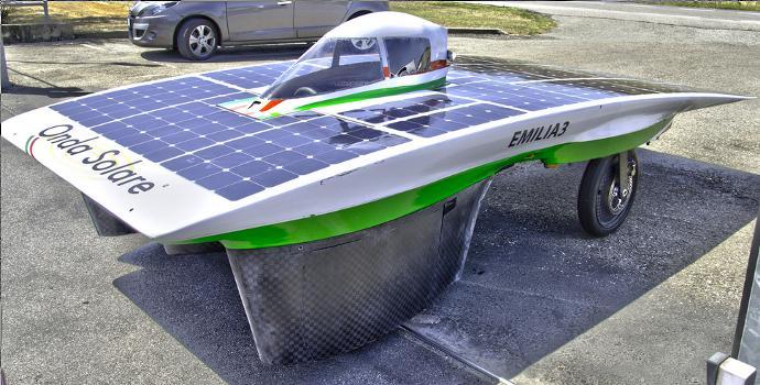 macchina fotovoltaica 1