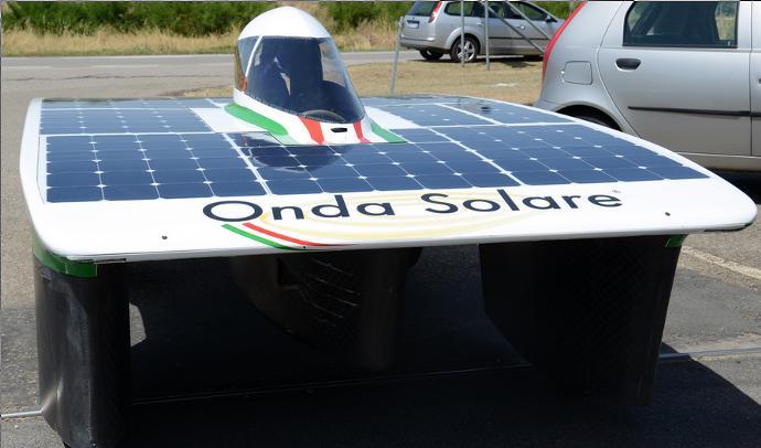 macchina fotovoltaica 2