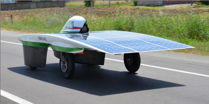 macchina fotovoltaica 3
