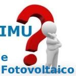 Fotovoltaico: sul tetto piano si paga l' IMU ?
