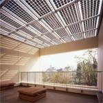 Impianti fotovoltaici integrati: usare aree già occupate