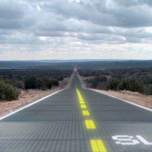 strade fotovoltaiche