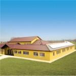 Energia solare dalla Scuola ricostruita dopo il sisma