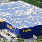 IKEA France: 4 MW di fotovoltaico per 4 milioni di kwh l'anno