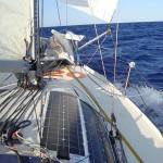 Pannelli fotovoltaici per la nautica