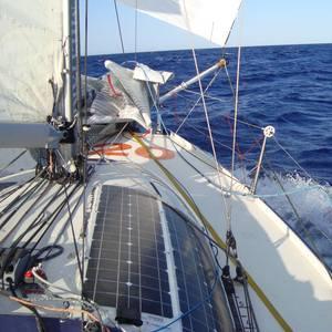 pannelli fotovoltaici nautica
