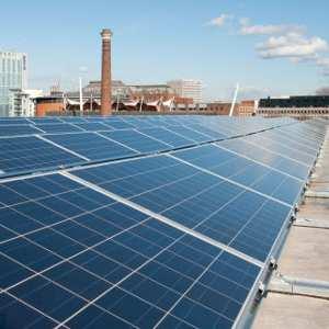 Bristol, 1000 Gigawattora di energia fotovoltaica l'anno entro il 2020