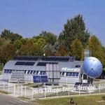 Può l' idrogeno mettersi al servizio del fotovoltaico ?