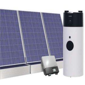 impianti fotovoltaici accumulo pompa di calore