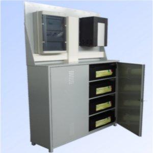 armadio sistema di accumulo solarpack