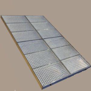 fotovoltaico a concentrazione 31 per cento di efficienza di conversione