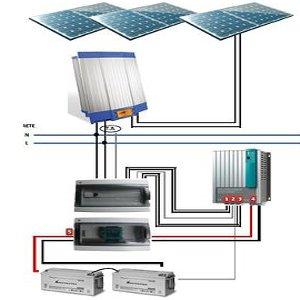 sistema per accumulare energia e risparmiare in bolletta