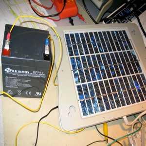 batterie elettriche impianti fotovoltaici
